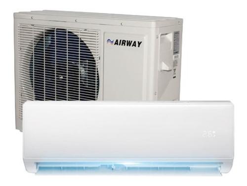 aire acondicionado inverter airway 9000 btu - tecnobox