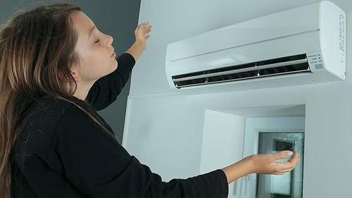 aire acondicionado inverter nuevo instalado