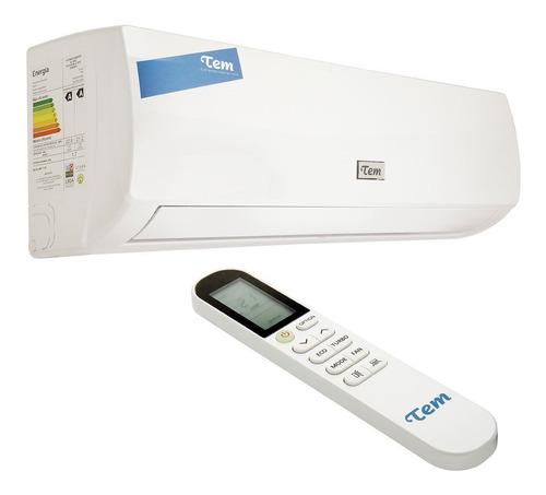 aire acondicionado inverter tem 12000 btu clase a wi fi pcm