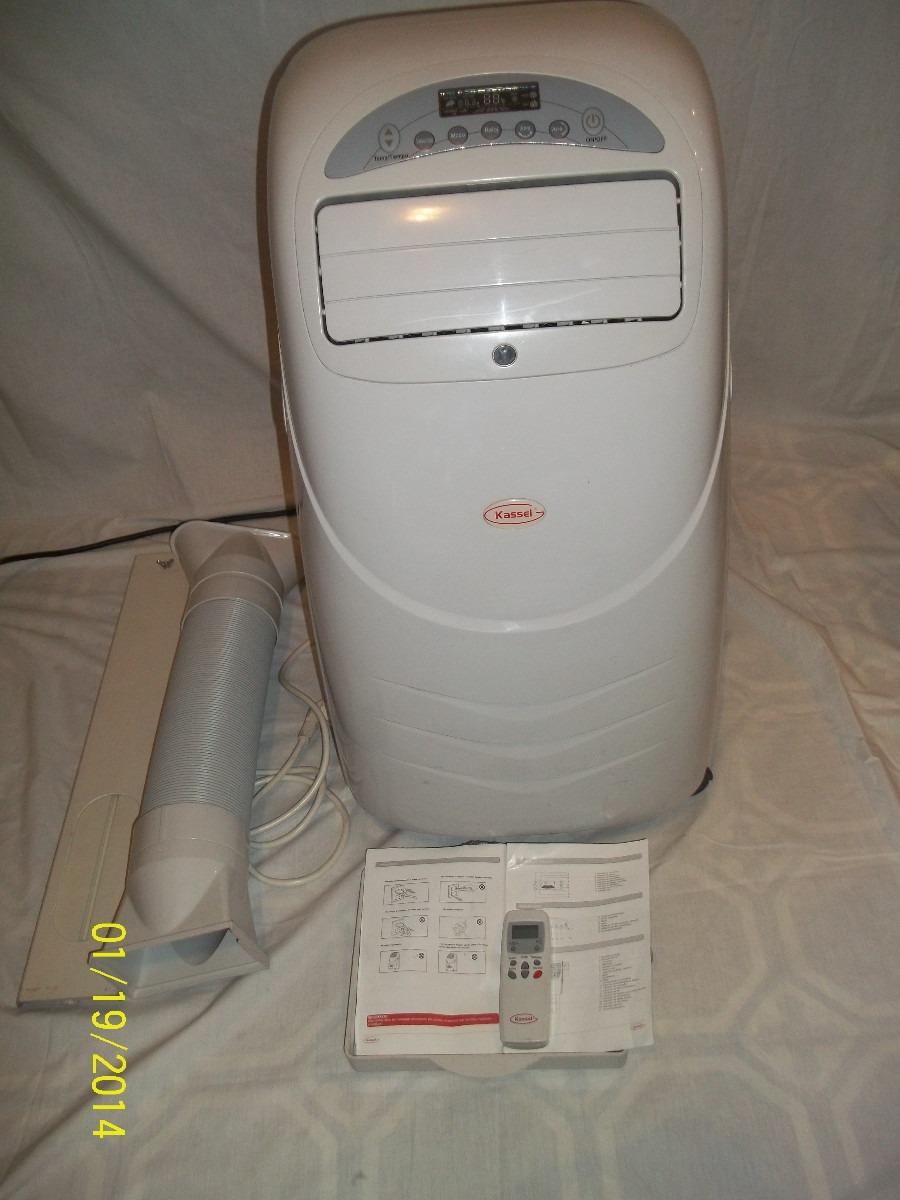Aire acondicionado kassel 9000 btu portatil frio calor - Aire frio calor portatil ...