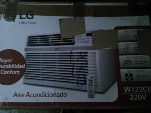 aire acondicionado lg (clima)  w122ce