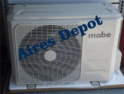 aire acondicionado mabe