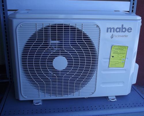 aire acondicionado mabe inverter frío 110 v 1 tonelada