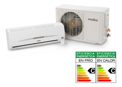 aire acondicionado mabe mod. mmt09 9.000 btu