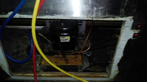 aire acondicionado ,matriculado refrigeración