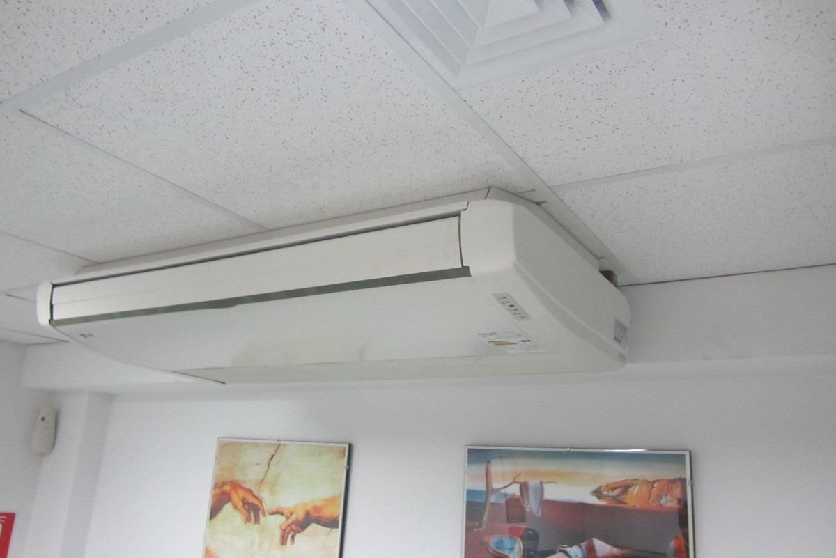 Aire acondicionado midea split piso techo de 24 000 btu - Puertas de piso a techo ...