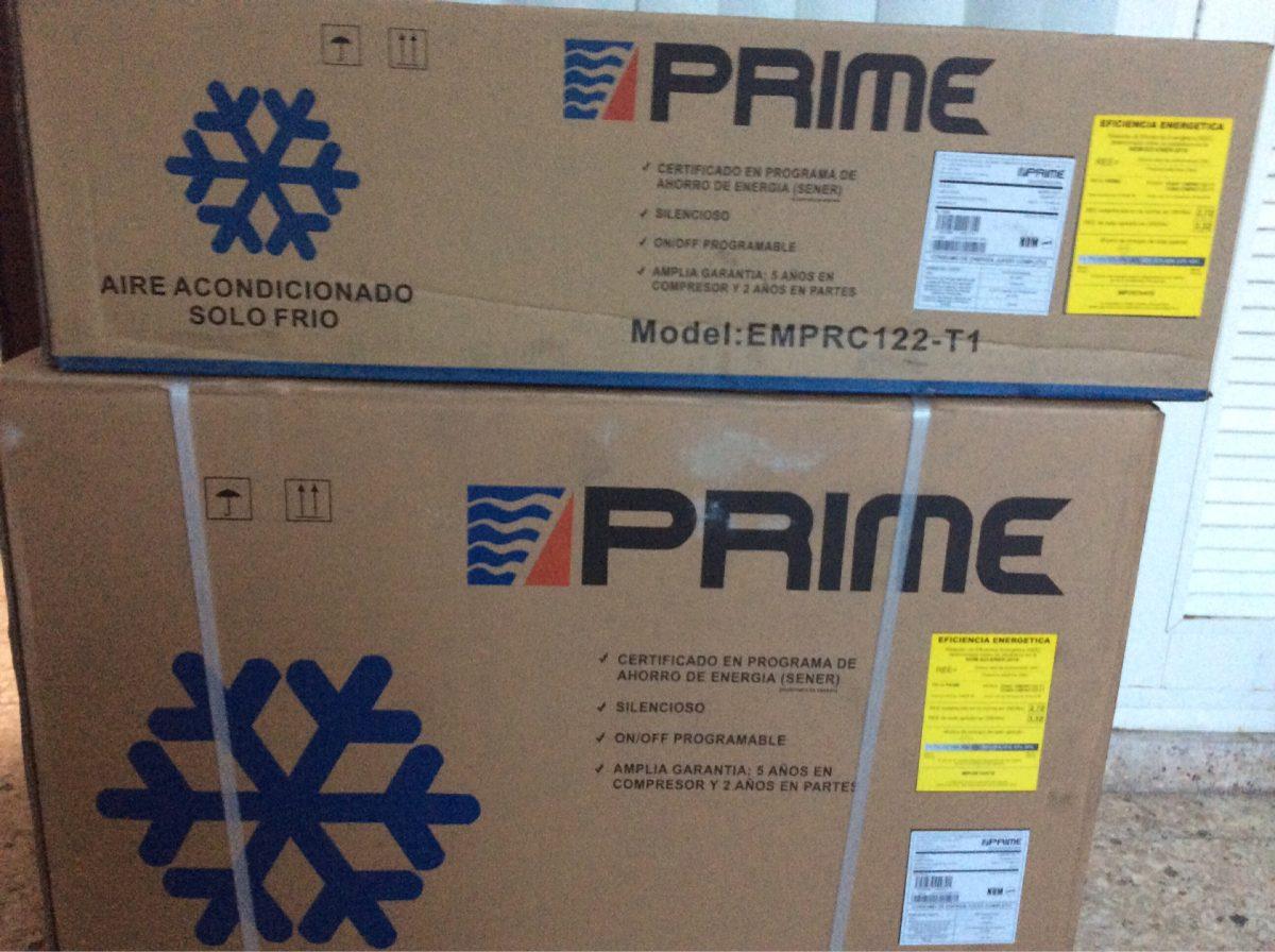 Aire Acondicionado Minisplit Prime Nuevo Excelente Precio
