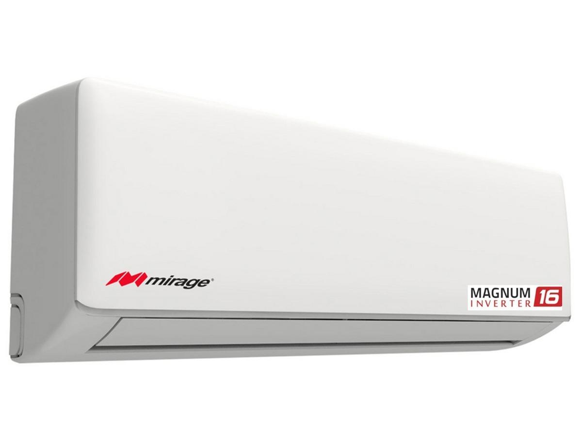 Aire Acondicionado Mirage Inverter Magnum 1 Tonelada 220v