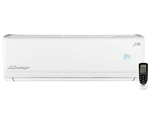 aire acondicionado mirage x3 1 ton 220 volts envio gratis