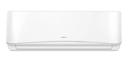 aire acondicionado noblex split frío/calor blanco 220v