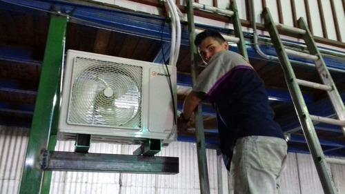 aire acondicionado nuevo instalación y mantenimiento gratis