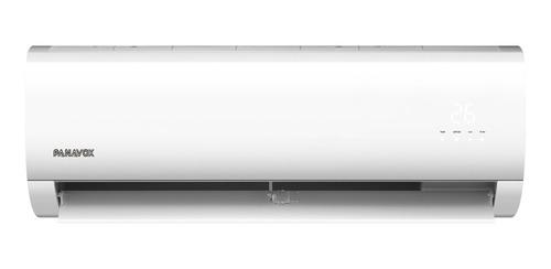 aire acondicionado panavox 18000 btu, garantía oficial 100%
