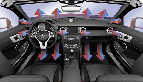 aire acondicionado para automóviles 22832890