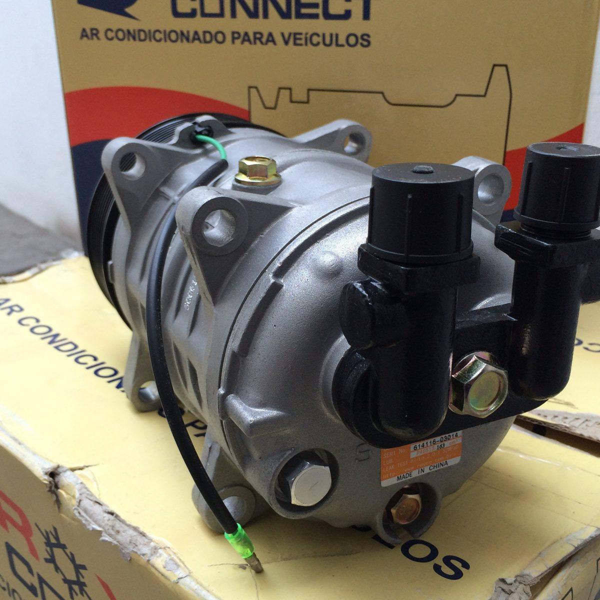 Compresor de aire acondicionado para vehiculos s for Compresor de aire acondicionado