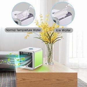 aire acondicionado personal 3 en 1 climatizador espacio usb