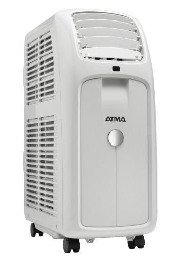 aire acondicionado portátil 2750 frigorias atma atp32h15x