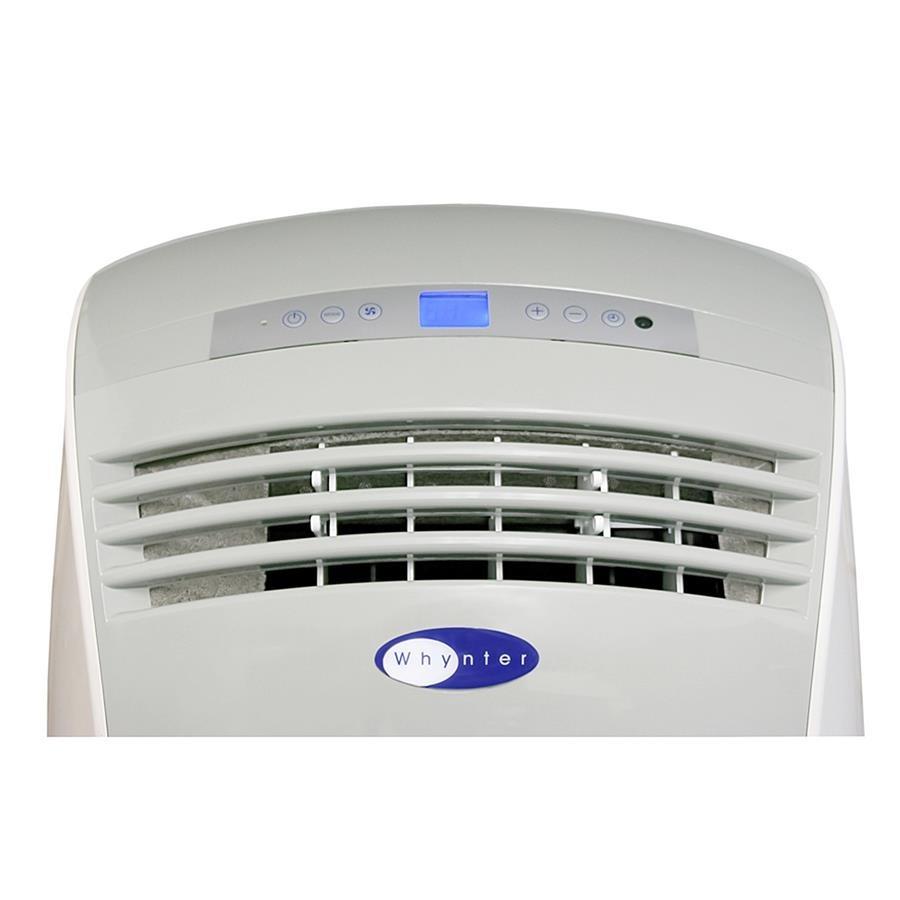 Whynter arc 13pg aire acondicionado port til 13 000 btu for Consumo aire acondicionado portatil