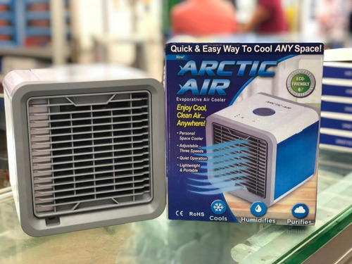 aire acondicionado portátil arctic air oferta!!!