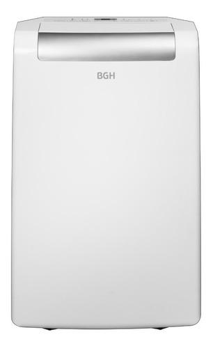 aire acondicionado portatil bgh 3500w frio/calor bp35wcar