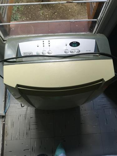 aire acondicionado portátil delonghi 3520w