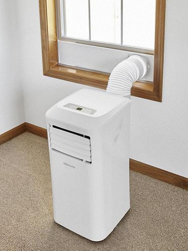 Aire acondicionado portatil frigidaire con control 10000 - Aire frio calor portatil ...