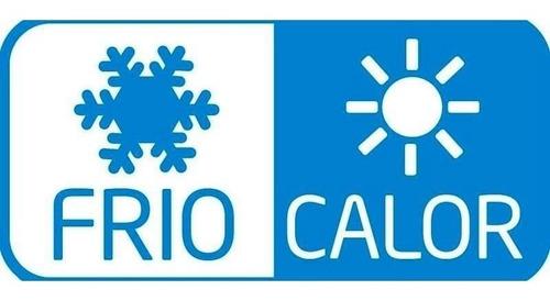 aire acondicionado portatil kanji 2650w frio calor + control