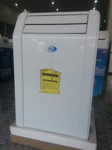 aire acondicionado portátil khaled de 12mil btu 110v