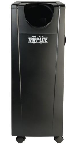 aire acondicionado portatil tripp-lite srcool12k  smartrack de 12,000 btu, 120v