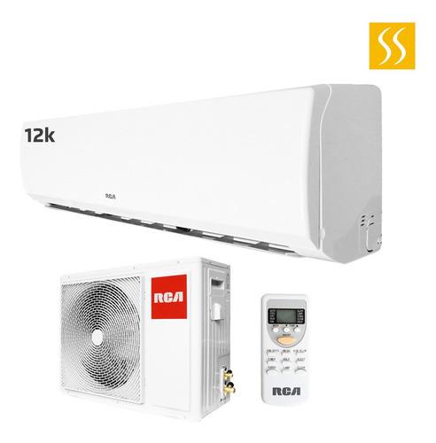 aire acondicionado rca 12000btu alta eficiencia control