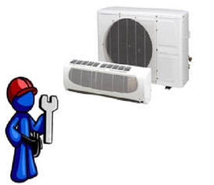 aire acondicionado. reparación, mantenimiento, recarga, etc.