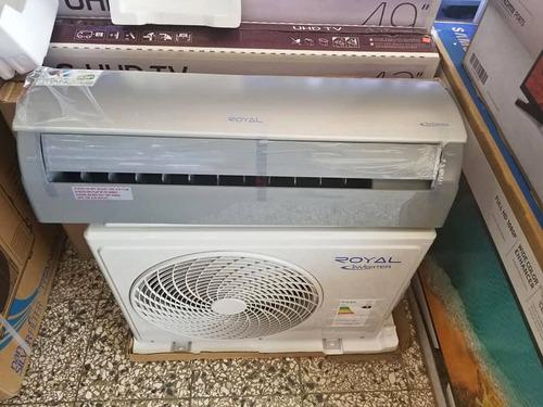 aire acondicionado royal 12 btu inverter eficiencia 19