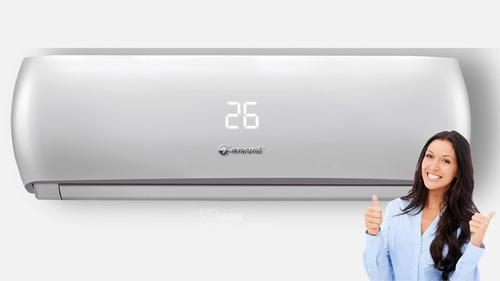 aire acondicionado saludable casa oficina mabe instalado