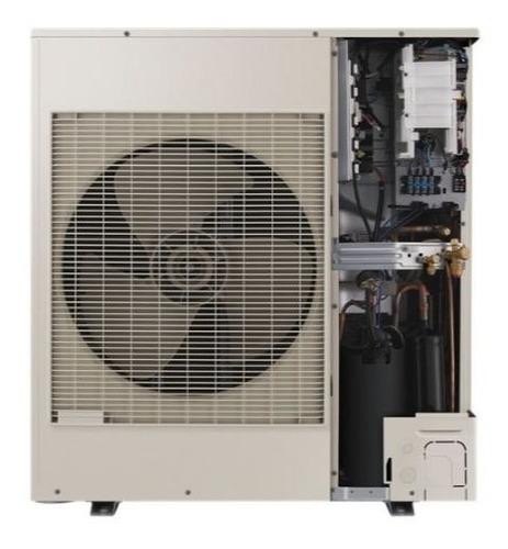 aire acondicionado samsung fancoil + condensador 36000 btu