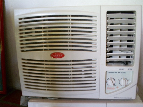 aire acondicionado sankey tipo ventana 9000btu