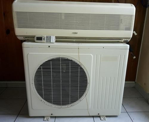 aire acondicionado sanyo frío solo 3500w