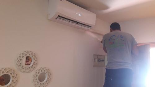 aire acondicionado, service,instalación split  matriculado