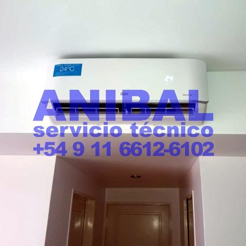 aire acondicionado: servicio técnico