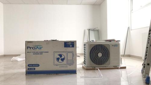aire acondicionado - servicios - ventas
