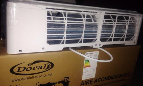 aire acondicionado split 12.000 btu nuevo - garantia