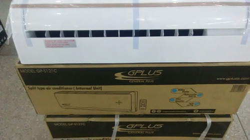 aire acondicionado split 12.000 btu voltaje 110v. gplus