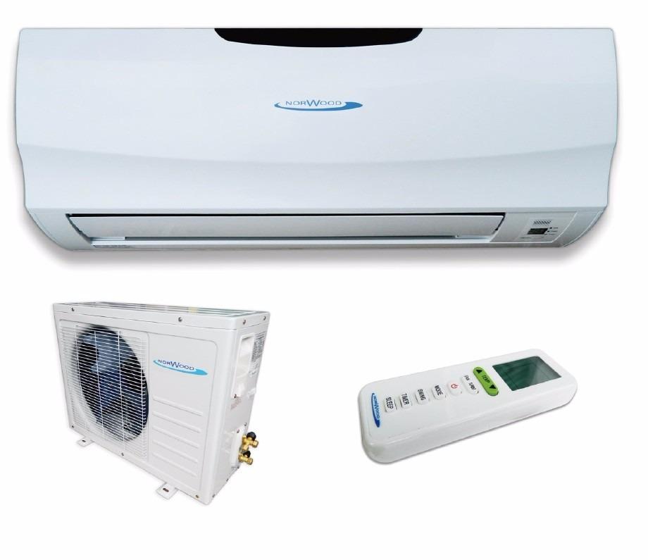 Aire acondicionado split 12000 btu hr norwood nuevos for Aire acondicionado 12000 frigorias