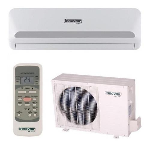 aire acondicionado split 12.000btu innovair 220w 1 año gtia
