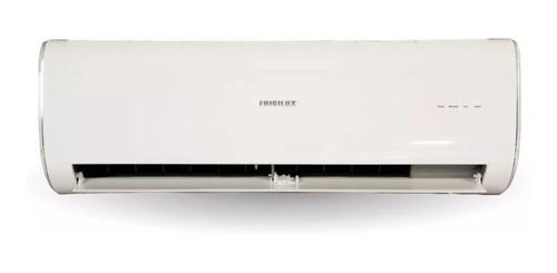 aire acondicionado split 18000 btu frigilux.