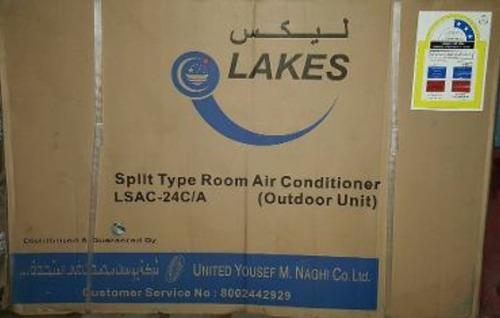 aire acondicionado split 24000 btu lakes pague al recibir