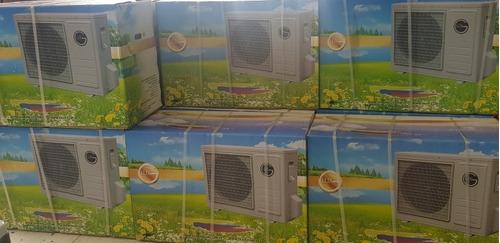 aire acondicionado split 24000btu g-lux 220w somos tienda