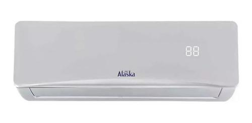 aire acondicionado split alaska 2700w f/c als26wccr r410a
