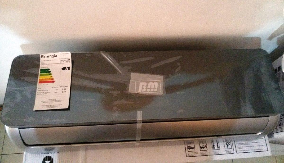 Aire acondicionado split bm 12000 btu consola de lujo bs for Aire acondicionado 12000 frigorias