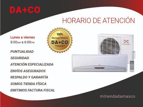 aire acondicionado split daewoo dsa-1231l 12000btu | 220v