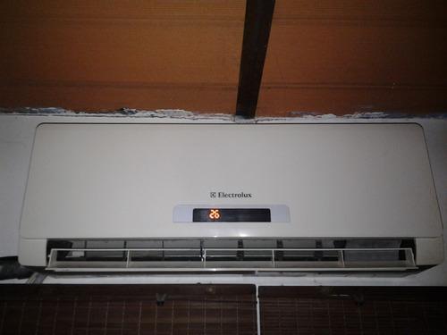 aire acondicionado split electrolux 9.000 btu