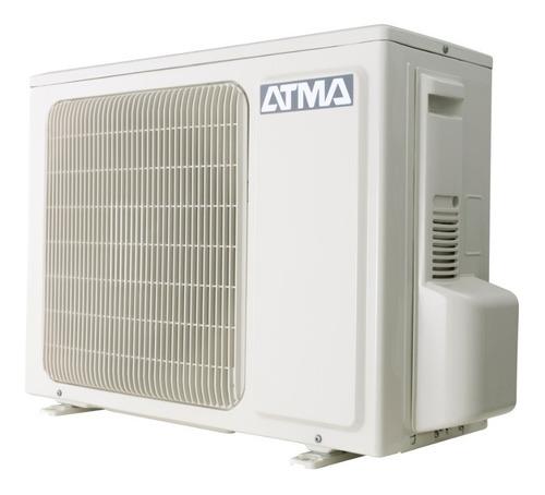 aire acondicionado split frio calor atma 5000